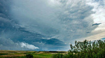 Calm start to the week will soon give way to more Prairie storms
