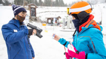 Whistler Blackcomb opens for the ski season as day-trippers told to stay away