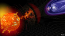 Space weather is difficult to predict, with only an hour to prevent disasters