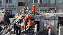 Rescue operations start to wind down in Turkey after deadly quake