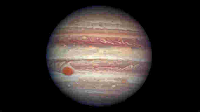 Jupiter-Opposition-2017-NASA-ESA-Hubble
