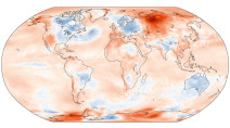 Europe's eyes on Earth declares last month the hottest May on record