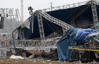 August 13, 2011 - The State Fair Sugarland Stage Collapse
