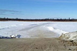 Warm temperatures still hampering winter road access to northern First Nations