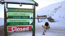 Scottish ski resorts see best conditions in years, and nobody can enjoy them