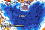 Nasty November cold set to span most of the country