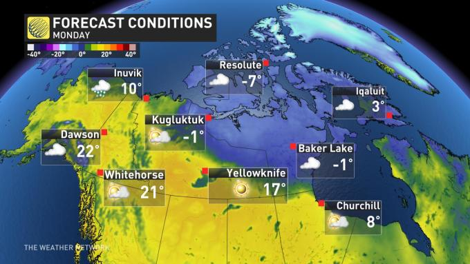 The Weather Network - Most of Canada falls into THIS pattern for May ...