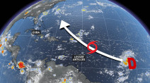 Tropical system brews in the Atlantic as record year doesn't let up