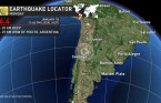 Powerful earthquake strikes Argentina, shakes homes, buildings