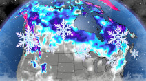 Late December storm shakes up White Christmas chances across Canada
