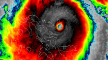 Strongest storm of 2020, Typhoon Goni makes landfall in the Philippines