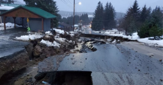 'Hive of activity' in storm-ravaged Alaska, 2 people still missing