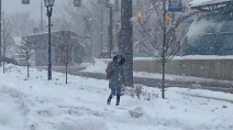 Ontario: Dangerous squalls drift across southwest, GTA
