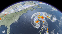 Brace for large swells, rain as Epsilon begins trek towards Atlantic Canada