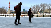 Despite unseasonable warmth, Winnipeg's river trail is now open