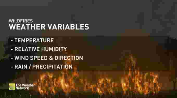 BARON - weather variables