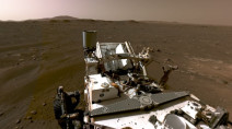 What's Perseverance been up to? NASA to detail all the rover's 'firsts' today