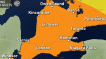 Ontario: Risk for severe storms continue, heat will keep building