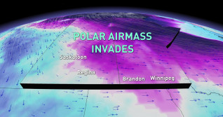 Prairies: Air straight from Siberia soon to make it feel like -40