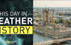 This Day in Weather History - August 10, 2003 - Heat Records in UK