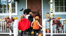 To trick-or-treat or not? That is the question...we hope to answer