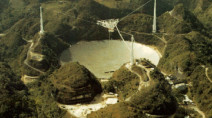 The massive Arecibo telescope has collapsed in Puerto Rico