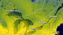Ontario: Unbelievable weekend forecast, especially by winter standards