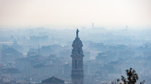 Air pollution linked to COVID-19 mortality in Italy, study finds