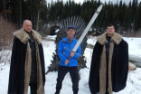Game of Thrones contest sees surge of visitors to B.C. town