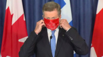 Non-medical masks now mandatory in indoor public spaces in Toronto