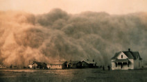 How improper farming methodology and drought caused the catastrophic Dust Bowl