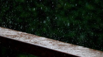 B.C.: Thunderstorm risk with heavy rainfall, +100 mm for some