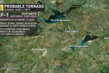 Rare tornado judged 'probable' in Northwest Territories