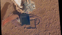 Martian 'life hack' gets NASA InSight's mole digging again