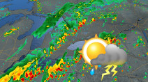 Ontario: Severe thunderstorms to fire up as humidity hangs on