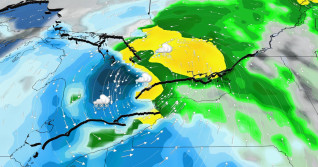 Potent low may bring hefty wintry blast to southern Ontario next week