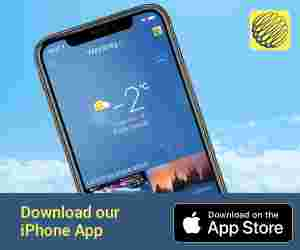 Download the latest iOS app from The Weather Network!