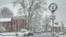 PHOTOS: Dec. 1st snowstorm snarls travel in Ontario, schools shut down