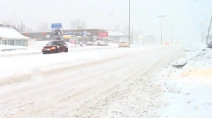 Quebec: Schools close amid heavy snow, dangerous travel