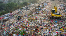 Plastic is part of the carbon cycle and needs to be in climate calculations