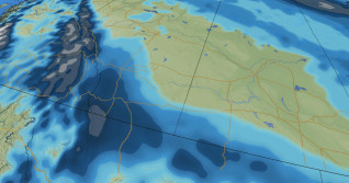 After a warmup, cold and a dash of snow return to Alberta