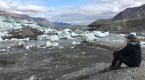 'Super lucky to catch it':Time-lapse video of glacial lake flood