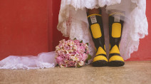 Rain on your wedding day? Some good advice you just might take