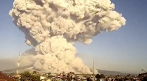 Indonesian volcano erupts again, here's why it has frequent blasts
