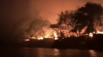 World's largest wetland on fire: Brazil's Pantanal