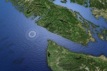 Magnitude 4.5 earthquake detected off B.C. coast