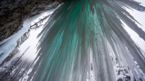 'Alien-like' ice formations spotted in B.C. (Cool!)
