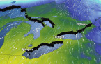 Ontario: Warm surge will chase away snow this weekend