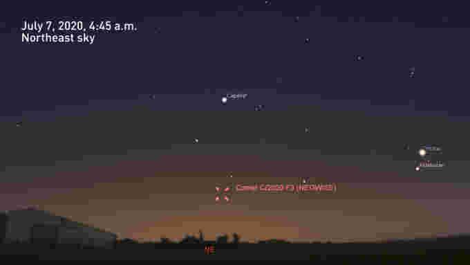 Comet-NEOWISE-July72020-Stellarium