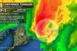 Two rare EF-1 tornadoes hit Cape Cod, thousands without power